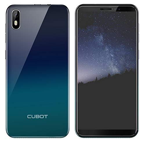 CUBOT J5 Teléfono Móvil Doble SIM Smartphone 5.5 Pulgadas