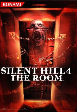 Silent Hill 4: The Room [VPN RUSA]