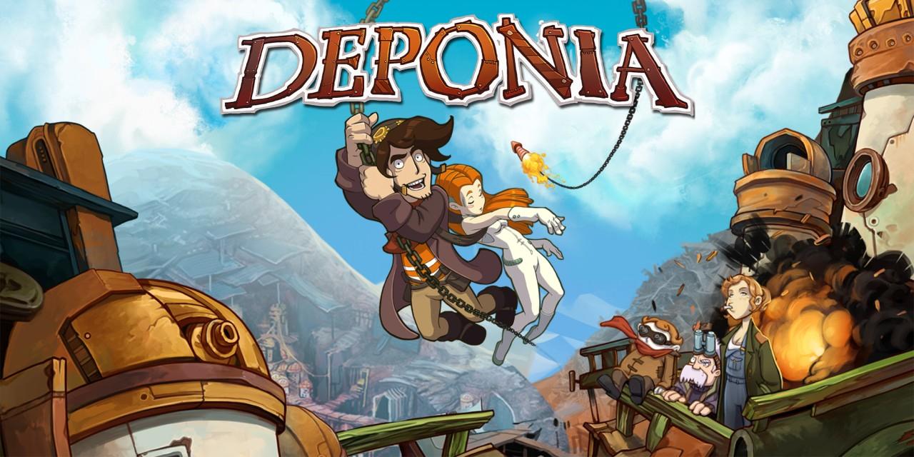 DEPONIA (DIGITAL PARA SWITCH)
