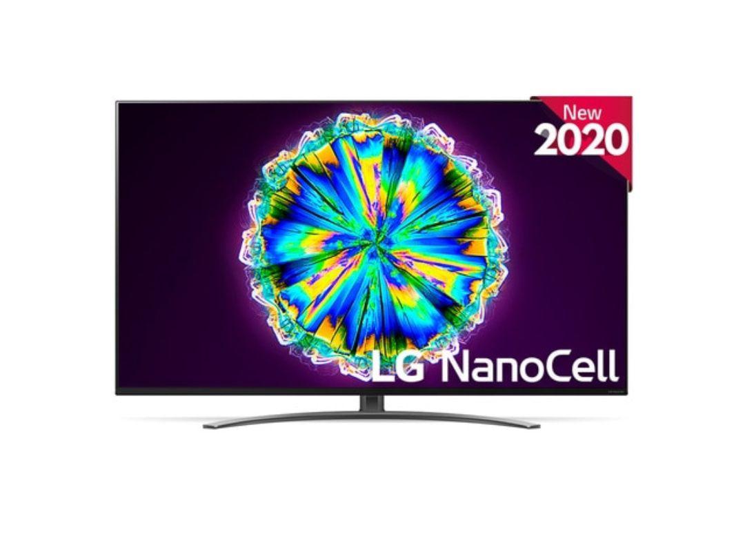 LG 55 NanoCell 4K con Inteligencia Artificial, HDR Dolby Vision IQ , Smart TV HDMI 2.1 *Mínimo histórico*