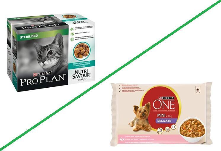 Bichollito fugaz comida húmeda para mascotas (Temporalmente sin stock, pero deja pedir)