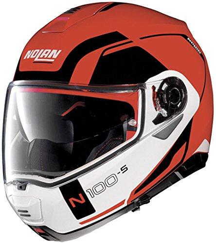 Nolan N100-5 Consistenc N-Com Corsa Red TALLA S