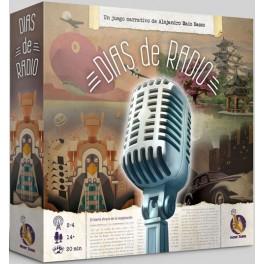 Días de Radio, juego de mesa (edición castellano con extras)