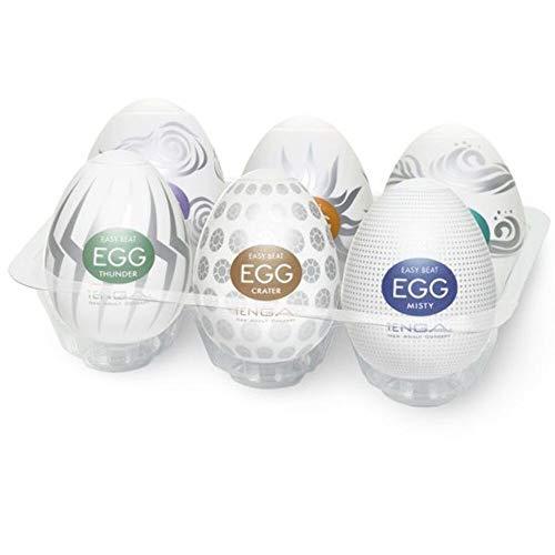 Media docena de Huevos Tenga (onanismo masculino) - mas detalles en la descripción