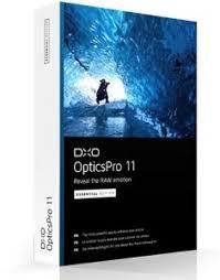 DxO OpticsPro 11 GRATIS (Edición Fotográfica) Windows / Mac