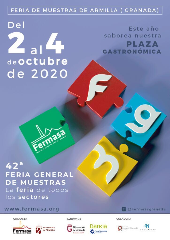 Entrada gratuita a la Feria General de Muestras de Granada (4 de octubre)