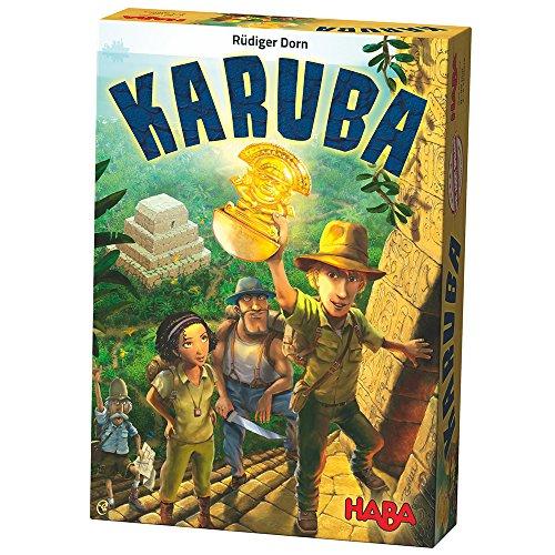 Karuba - Juego de Mesa