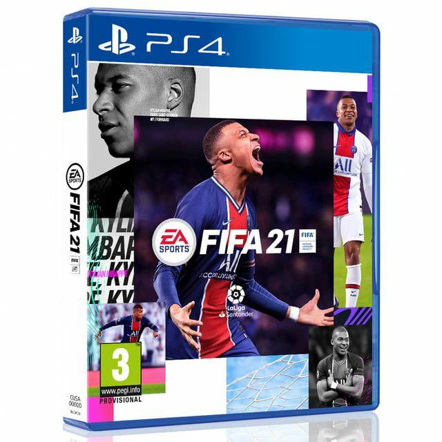 Pre-compra Fifa 21 PS4 (Mediamarkt Canarias)