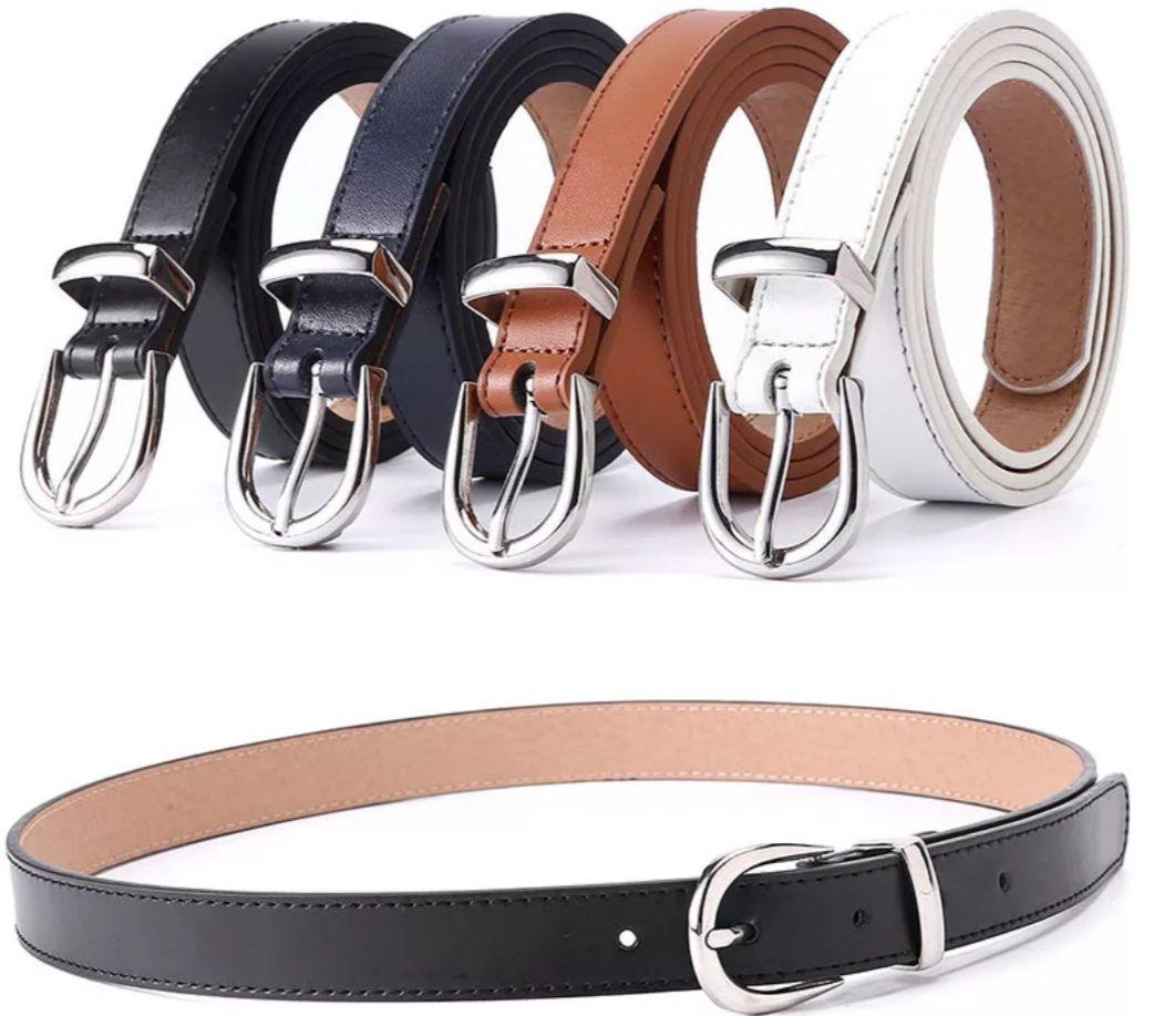 Cinturón Mujer con varias medidas y color a elegir (Precio Mínimo)