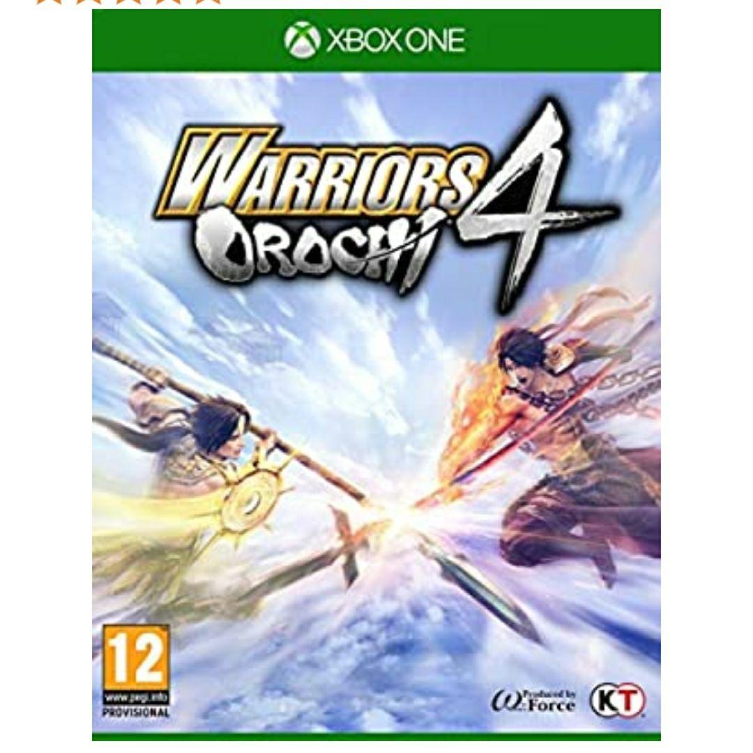 Warriors Orochi 4 para XBOX ONE