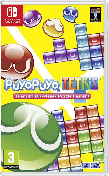 Puyo Puyo Nintendo Switch