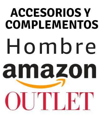 Moda hombre (Ofertas OUTLET Amazon)