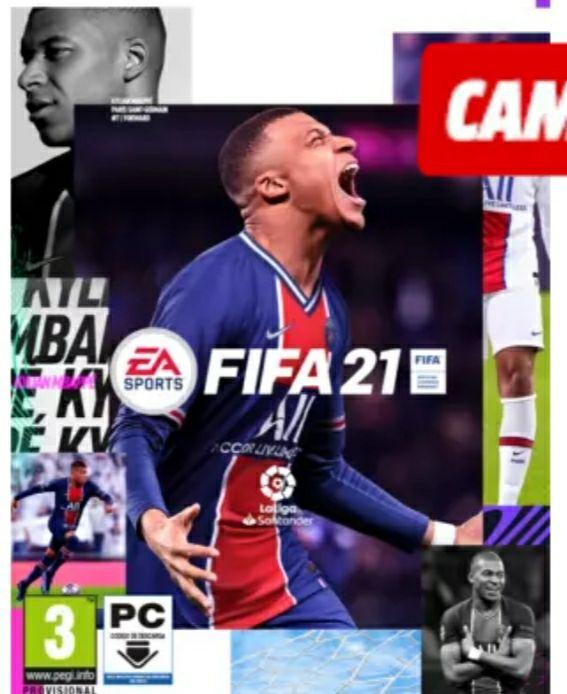 FIFA 21 PARA PC(Reserva)