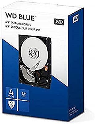 Western Digital Desktop Mainstream - Disco Duro Interno de 4 TB