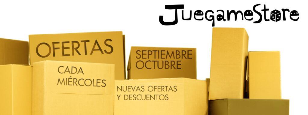 Renovación de las ofertas de JuegameStore.es