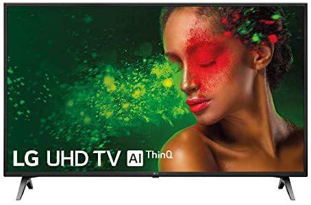 """Smart TV LG 49UM7100ALEXA - 4K UHD de 49"""" / HDR"""