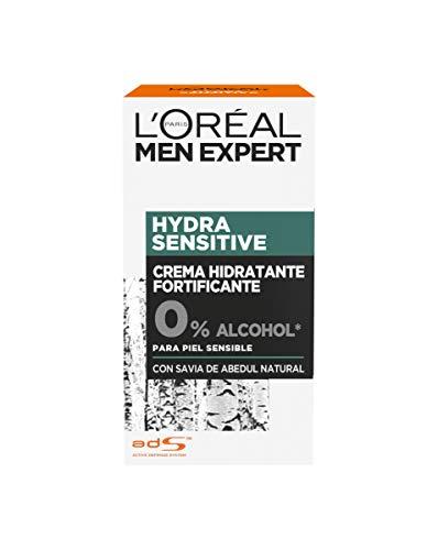 L'Oréal Paris Men Expert Hydra Sensitive Cuidado Hidratante - 50 ml (Compra recurrente)