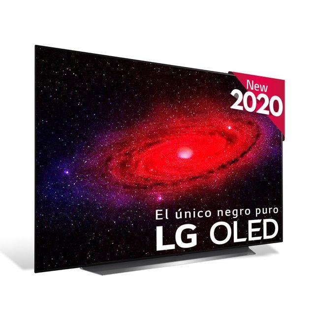 "TV OLED 138,8 cm (55"") LG OLED55CX6LA 4K con Inteligencia Artificial, HDR Dolby Vision IQ y Smart TV"