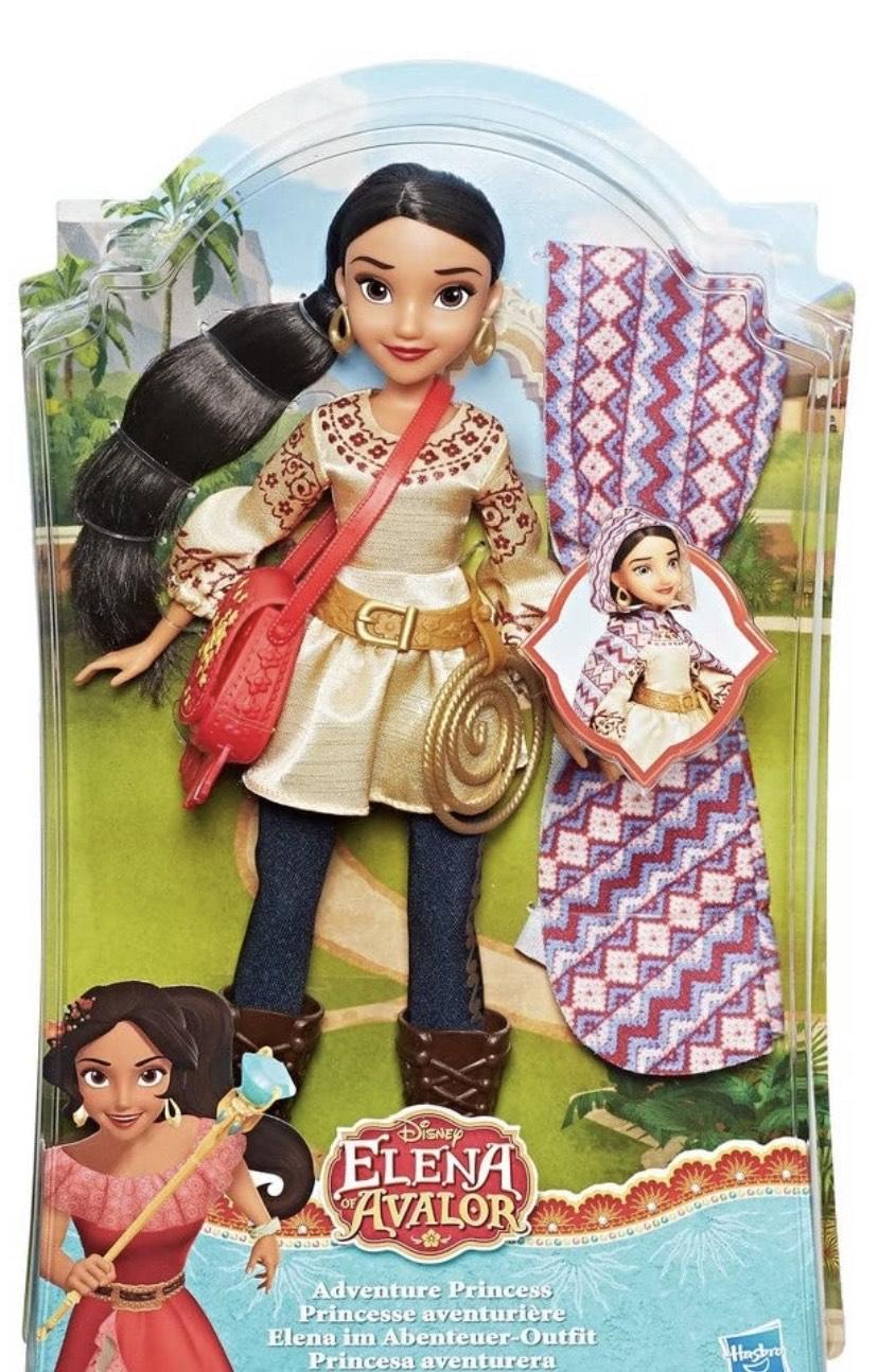 Muñeca Elena de Avalor Vestido Aventuras
