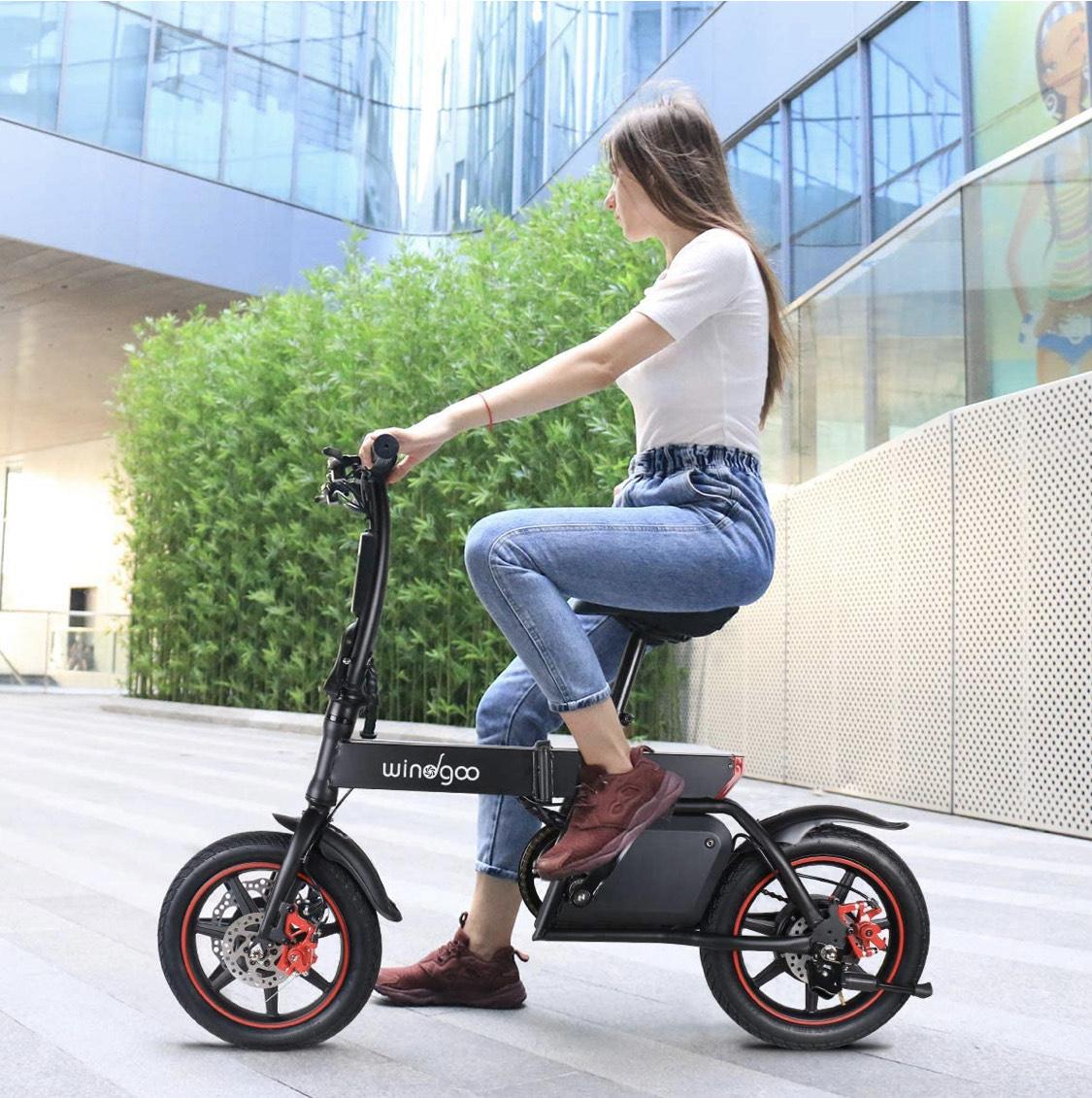 Bici Eléctrica Plegable   Oferta Flash + Cupón -25€