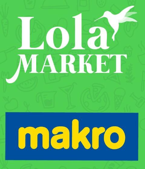 15€ descuento en Makro con Lola Market por compras +45€