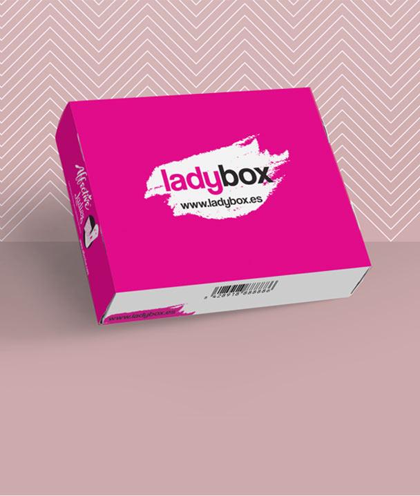 Caja gratuita de muestras para mujeres