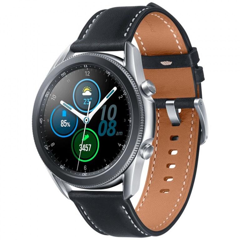 Watch Samsung Galaxy 3 R840 45mm Silver EU
