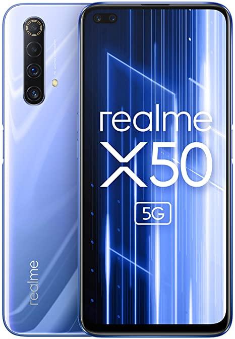 Realme X50 5G 6+128GB [Desde España]