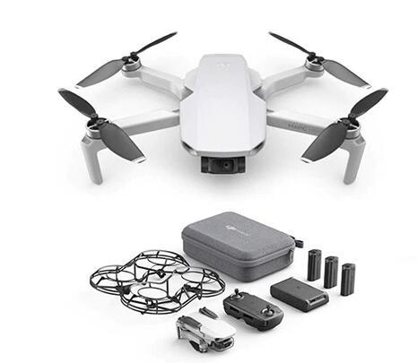 DJI Mavic Mini drone gimbal 3 ejes desde España