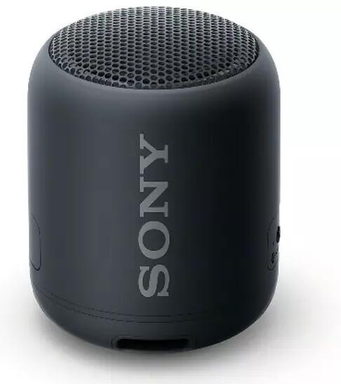 Altavoz inalámbrico Sony SRS-XB12B / EXTRA BASS / 16 horas / IP67