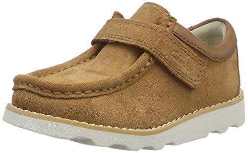 Zapatillas Clark para niños talla 24.