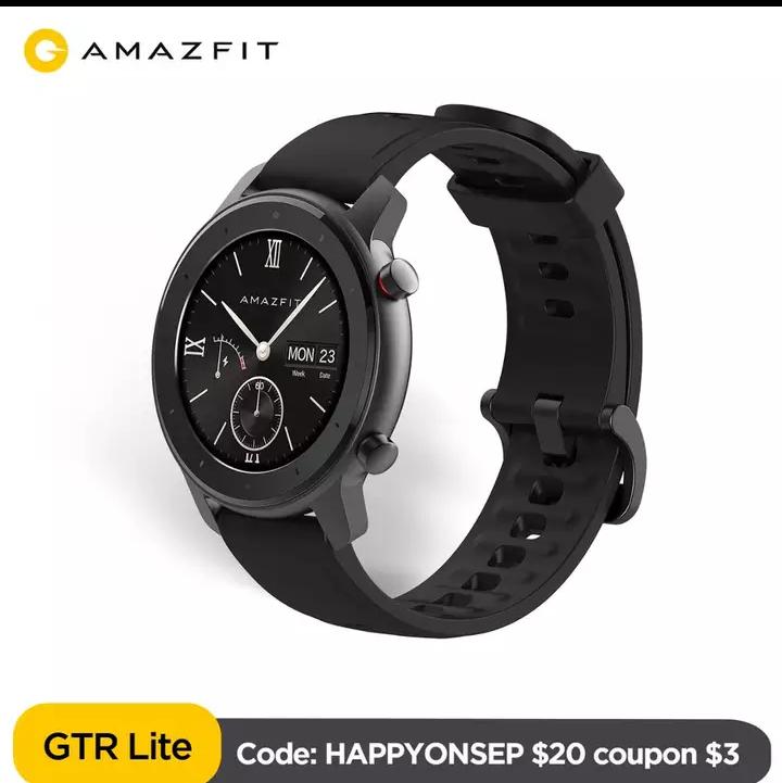 Amazfit GTR lite 47 mm