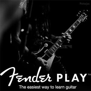 GRATIS :: 3 Meses Clases de Guitarra @Fender (Sin tarjeta de crédito)