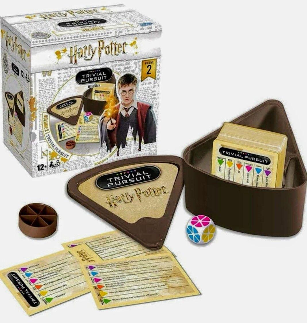 Trivial Pursuit Edición Especial Harry Potter (Precio Mínimo)