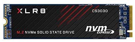 PNY XLR8 CS3030 M.2 NVMe SSD interno de 500 GB: hasta 3500 MB / s