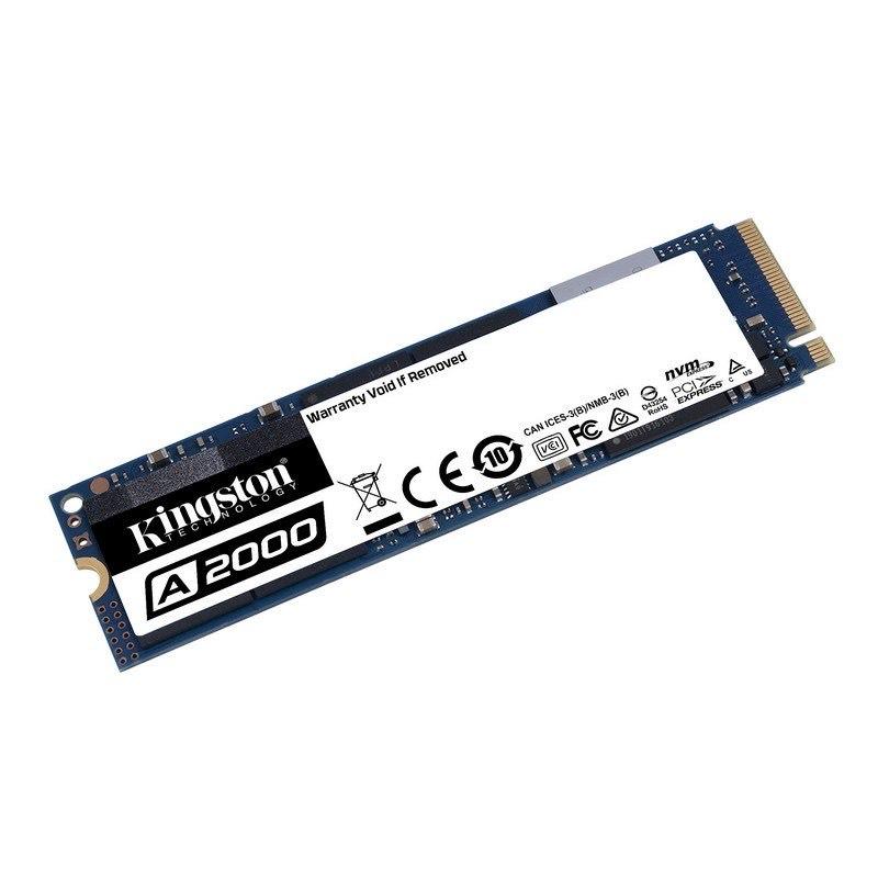 Kingston A2000 M.2 NVME 500GB