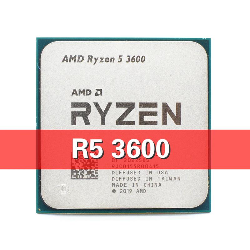 AMD Ryzen 5 3600 (reaco) - Comprar solo en caso de urgencia