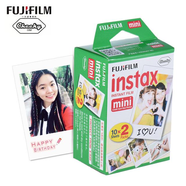 Papel fotográfico para instax mini casi a mitad de precio