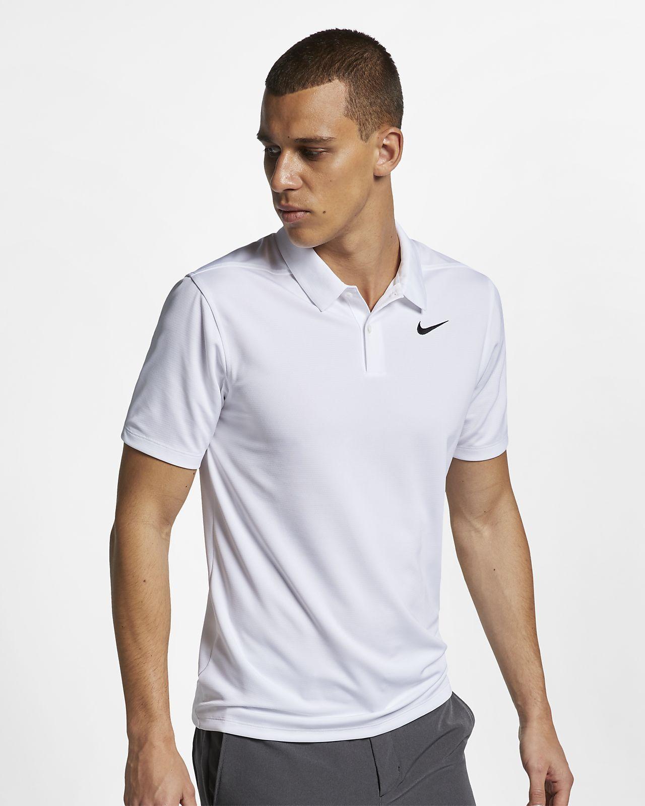 Polo Nike Blanco (Muchas Tallas)