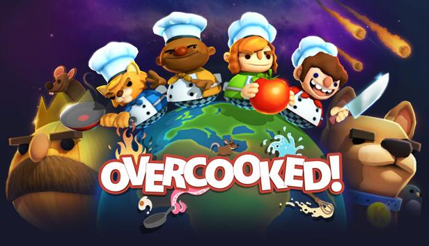 Overcooked 1 | STEAM (-75%) Tremendo Juegaso!!