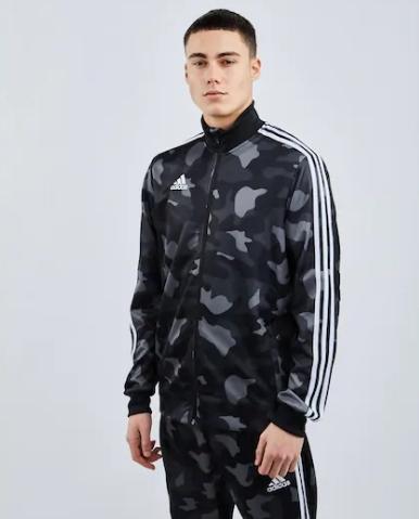 Chaqueta Adidas Tiro All Over Print Camo