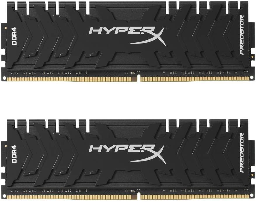 HyperX Predator 16GB 3200Mhz solo 65.3€