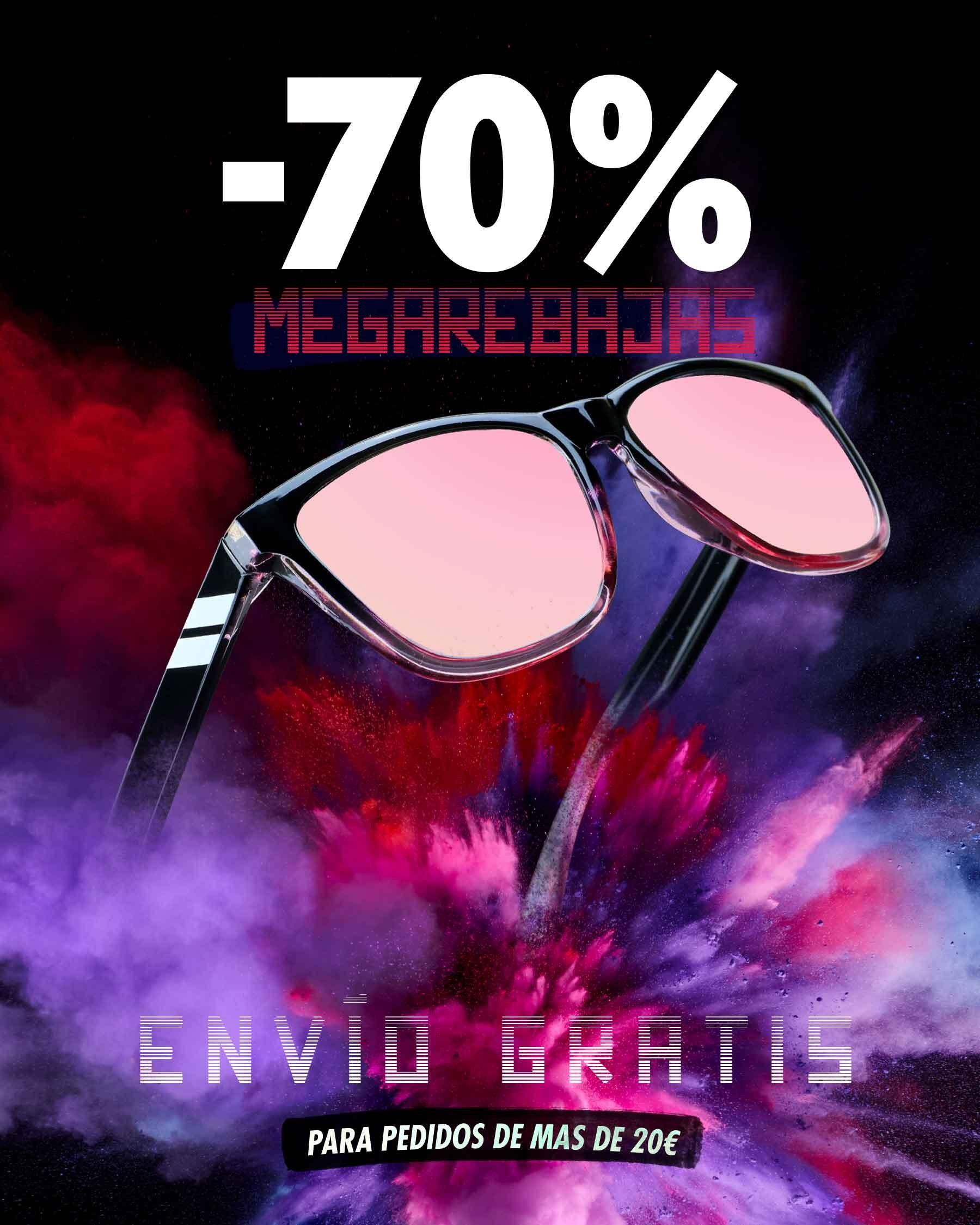 Megarebajas WOAX Sunglasses - 70%