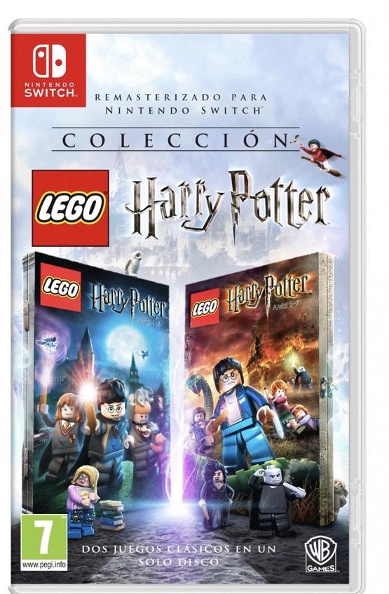 Lego Harry Potter Edicion Coleccionista para Nintendo Switch