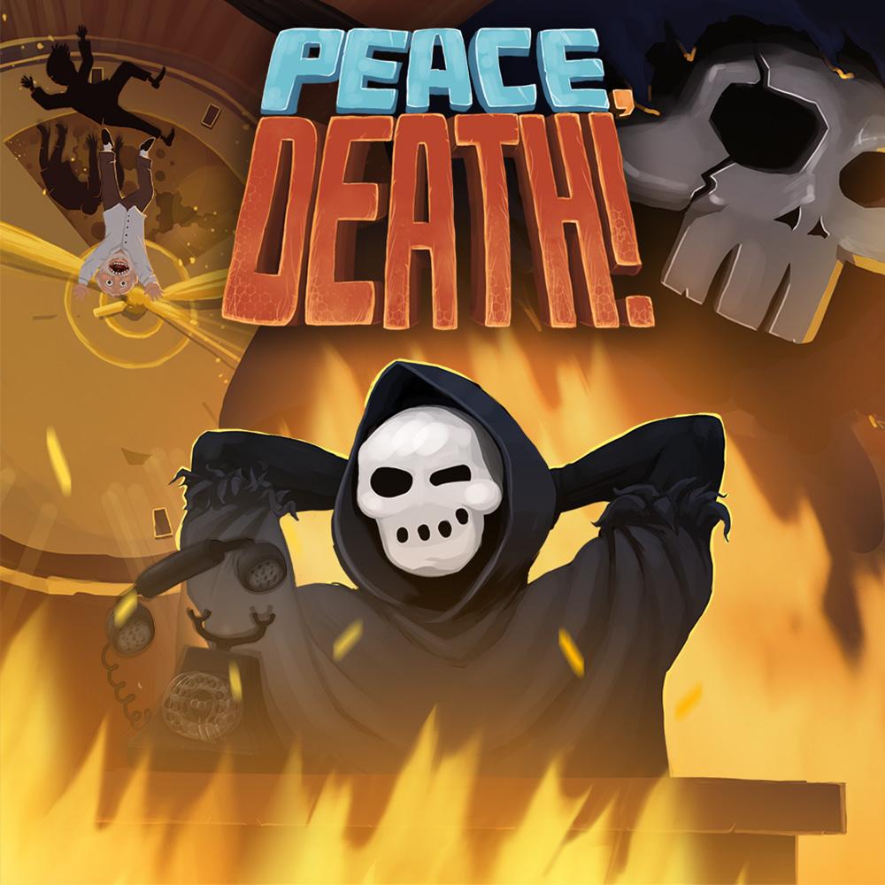 Peace, Death! Complete Edition - Nintendo Switch (eshop de Rusia)