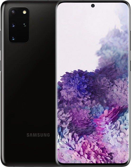 Samsung Galaxy S20 Plus 8/128GB Cosmic Black Libre