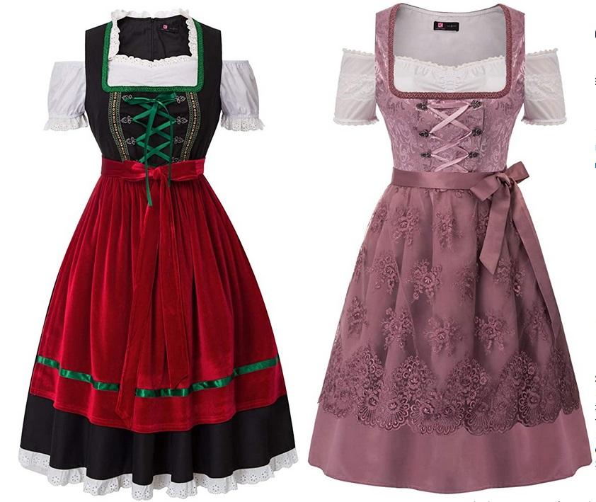 Vestidos de Oktoberfest