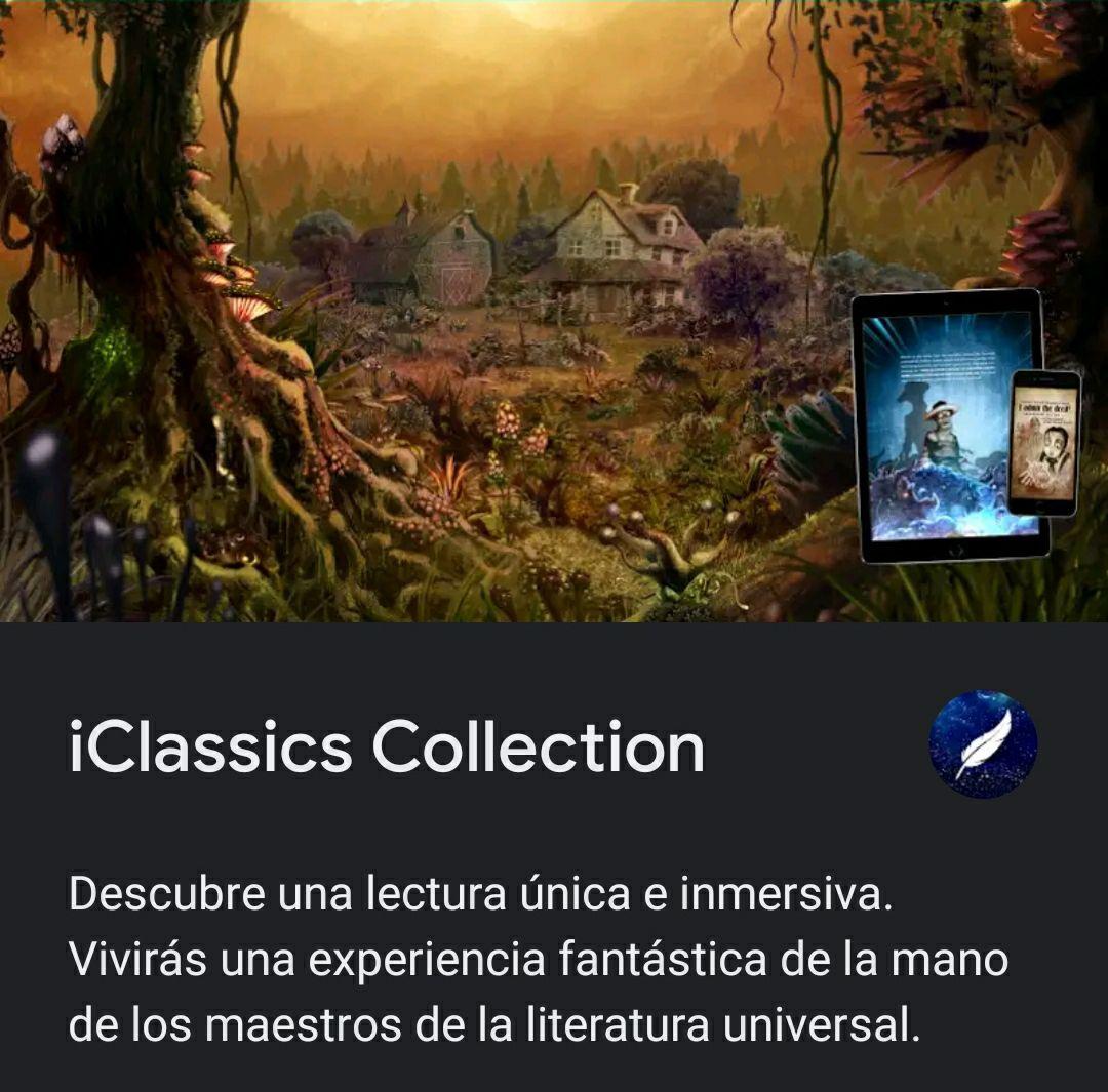 Todas las app de iClassics Collection a 0,99€ cada una (Android & iOS)