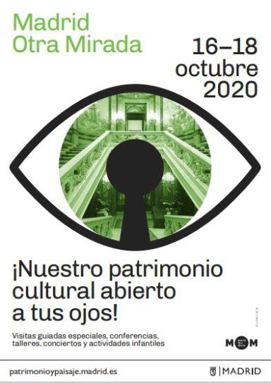 Comienzan las inscripciones gratuitas de Madrid Otra Mirada 2020