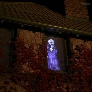 GRATIS :: AtmosFX Fantasma Sinister Spinster para Halloween
